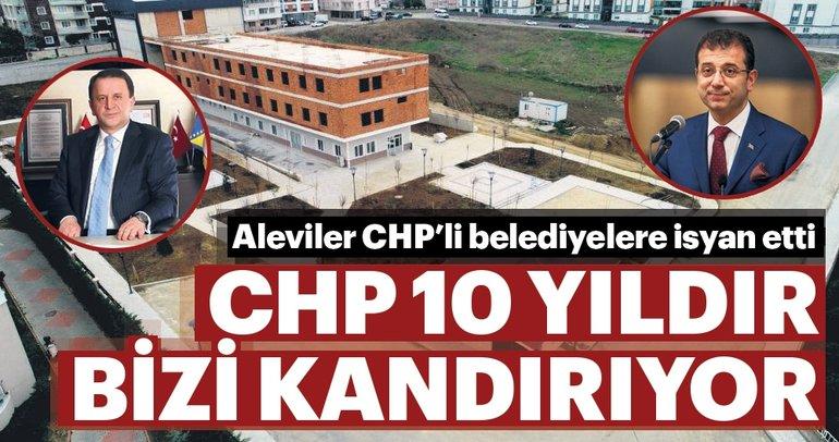 Aleviler isyan etti: CHP 10 yıldır bizi kandırıyor