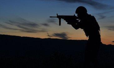 Eren-14 operasyonları kapsamında bir terörist etkisiz hale getirildi #hakkari