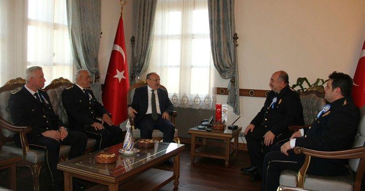 Kastamonu'da Türk Polis Teşkilatı Haftası kutlandı