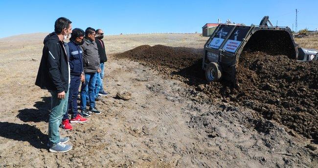 Hindistanlı işadamları Türkiye'nin tarıma desteğine hayran kaldı