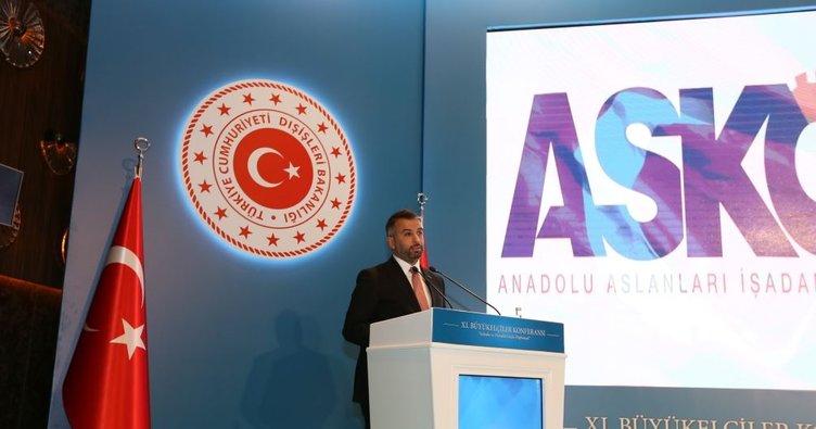 ASKON'dan Doğu Akdeniz açıklaması: Bu cesur politikalara devam edilmelidir