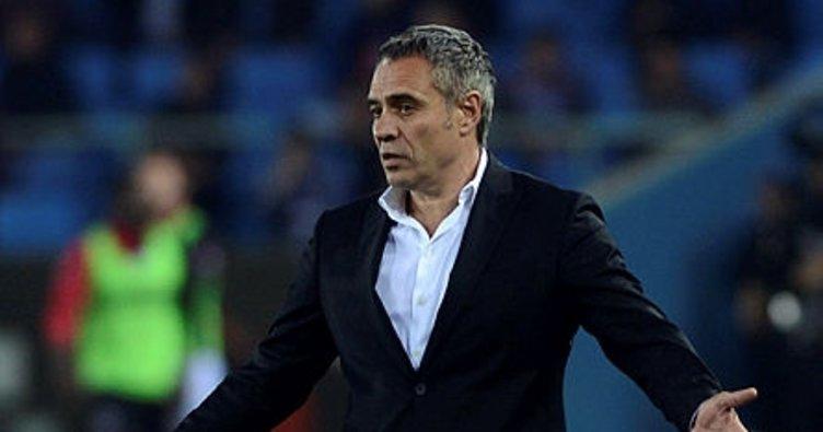 Trabzonspor'dan sert Ersun Yanal açıklaması