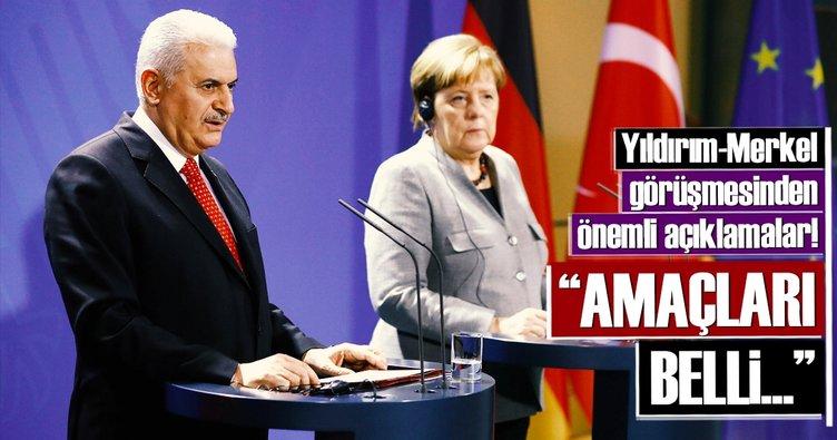 Başbakan Yıldırım: NATO'nun sınırlarını koruyoruz