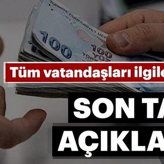 Emlak ve ÇTV'de son ödeme tarihi: 31 Mayıs
