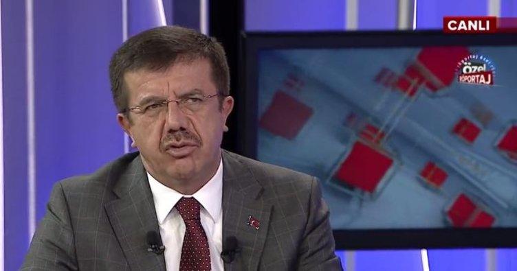 Ekonomi Bakanı Zeybekci'den Booking.com ile ilgili açıklama
