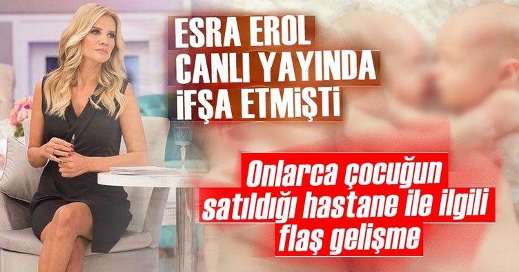 Esra Erol'un gün yüzüne çıkardığı Adana'daki skandal ile ilgili flaş gelişme!