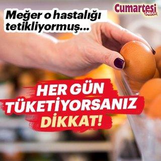 Yumurtanın azı karar çoğu zarar!