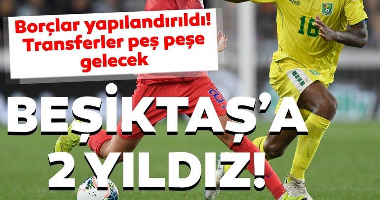 Beşiktaş'ta transfer bombaları peş peşe patlayacak