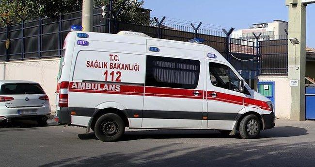 Üsküdar'da trafik kazası: 3 yaralı!