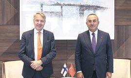 Diplomasinin yeni merkezi Türkevi