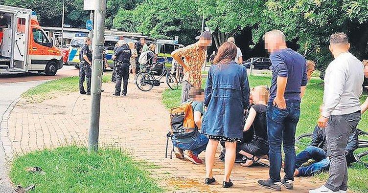 Türk aileye alçak saldırı