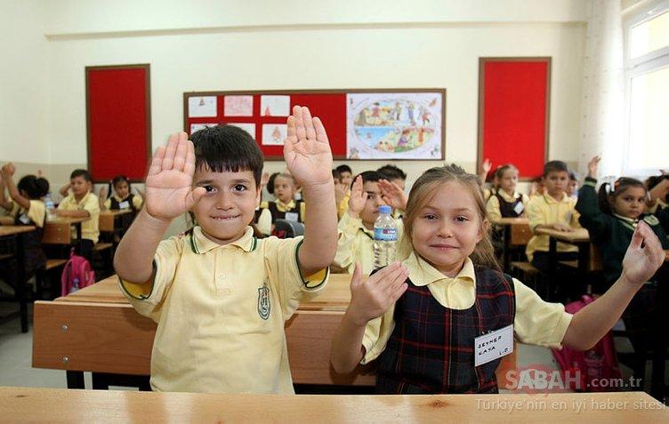 İlkokul kayıtları ne zaman başlıyor? Çocuğum hangi okula gidecek? 2019-2020 ilkokul kayıt bilgileri sorgulama!