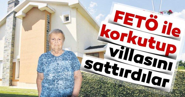 FETÖ ile korkutup villasını sattırdılar