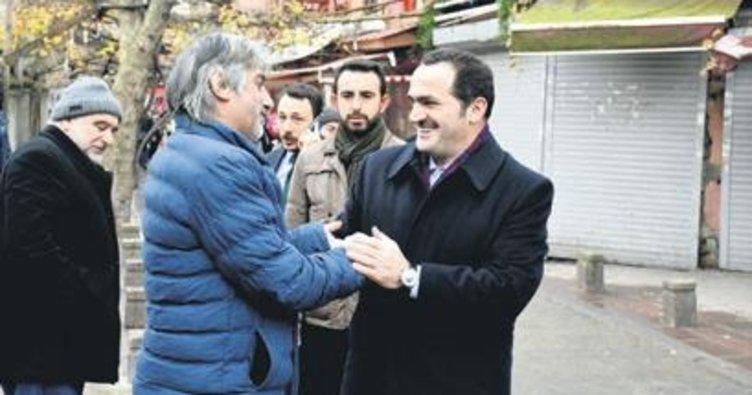"""""""Beyoğlu isteyecek bizler yapacağız"""""""