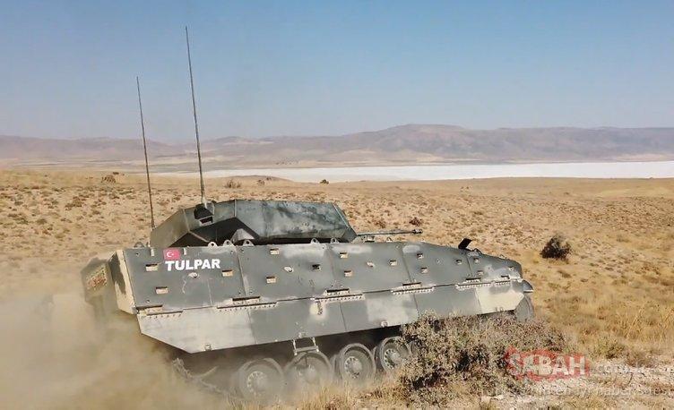 Türkiye'de bir ilk! Tulpar'ın tüm testleri başarıyla tamamlandı