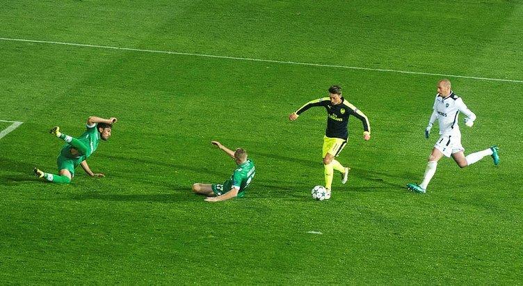 Mesut Özil: Keşke o maçta F.Bahçe forması giyseydim