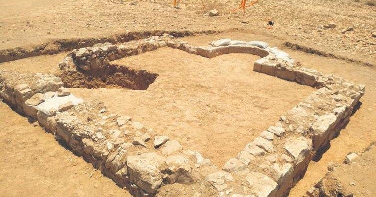 İsrail'de 1200 yıllık cami