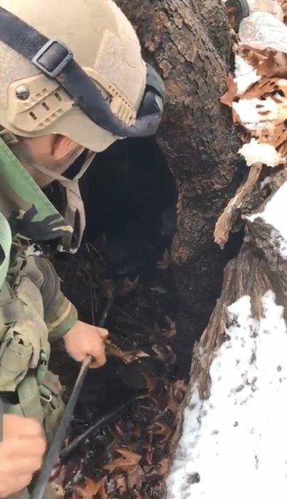 Siirt Eruh'ta PKK'lı teröristlerin 3 sığınağı imha edildi
