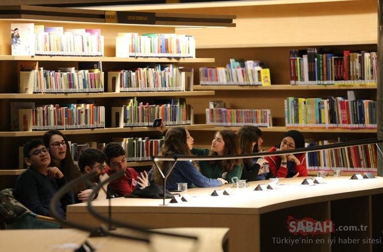 İstanbul'un en büyüğü olan Başakşehir Millet Kıraathanesi açıldı!