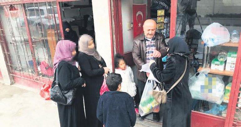 Suriyelilerin Saadettin amcası