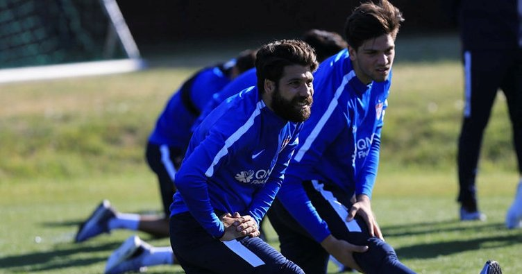 Olcay Şahan: Futbolu Trabzon'da bırakacağım