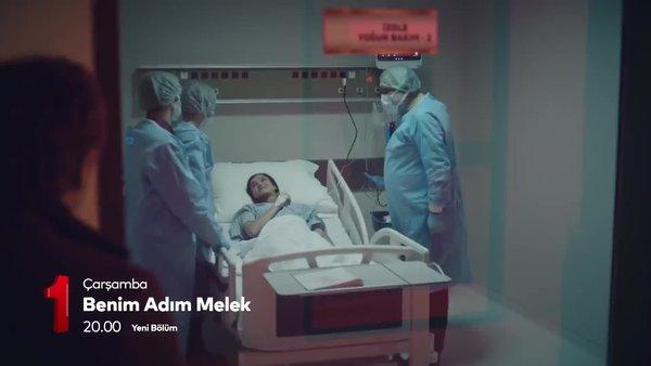 Benim Adım Melek 48.Bölüm (13 Ocak 2021 Çarşamba) Ölümcül hastalıkta gözleri yaşartan mutlu son   Video