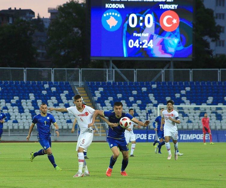 Kosova - Türkiye maçı sonrası Altay Bayındır'a saldırı