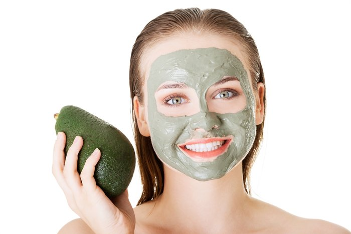 avokado maskesi ile ilgili görsel sonucu
