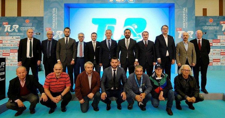 TUR 2019'un 55. startı İstanbul'da veriliyor