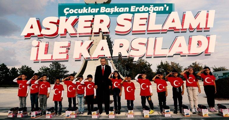 Lübnan halkının Erdoğan sevgisi