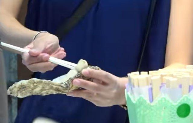 İşte Japonların sokak yemekleri