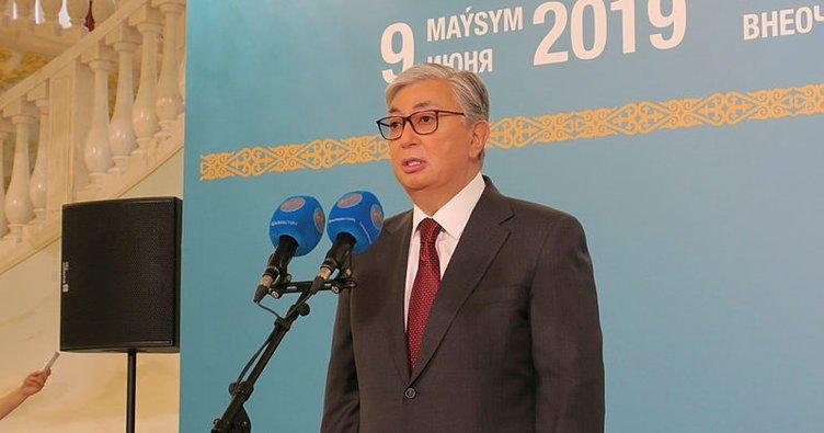 Son Dakika haberi: Kazakistan'da seçim sonucu! Kasım Cömert Tokayev Cumhurbaşkanı seçildi