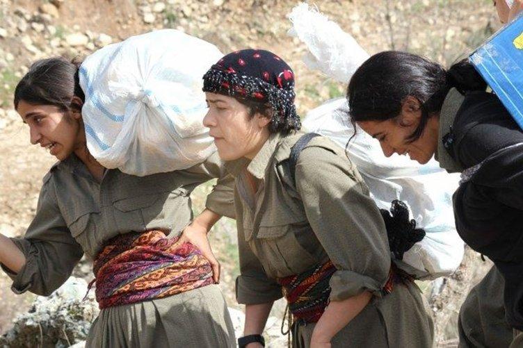 Bir PKK'lının günlüğünden çıkanlar!