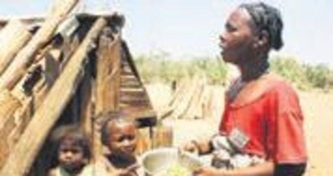 İklim değişikliği kaynaklı ilk kıtlık Madagaskar'da