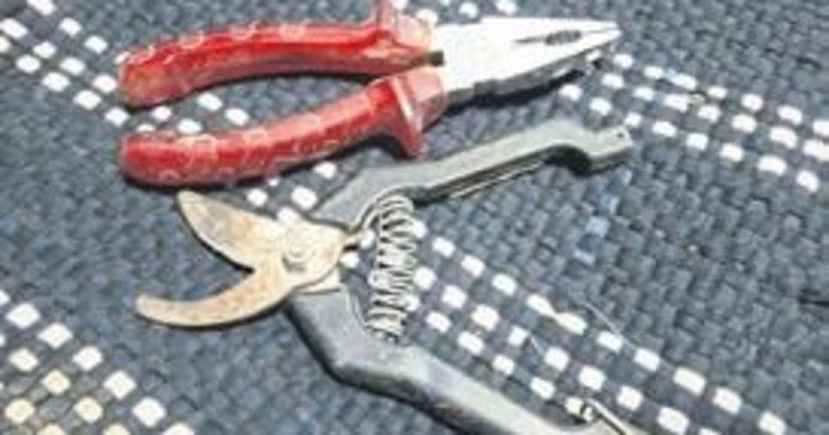 TCDD'nin kablolarını çalan 3 hırsız tutuklandı