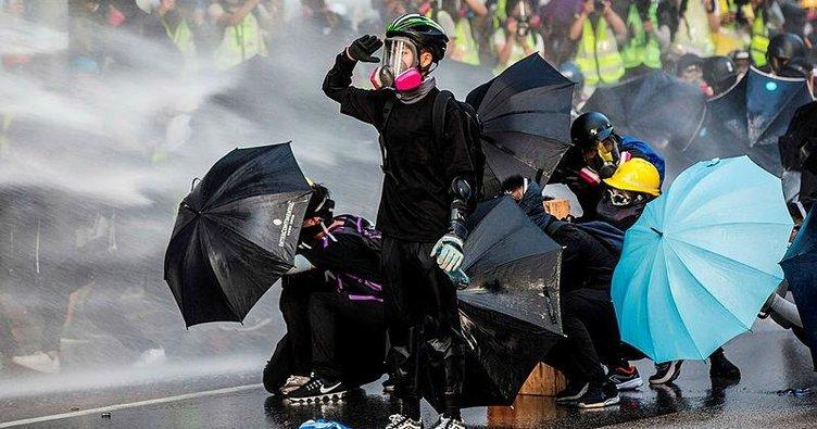Çin'den tartışmalı Hong Kong yasası