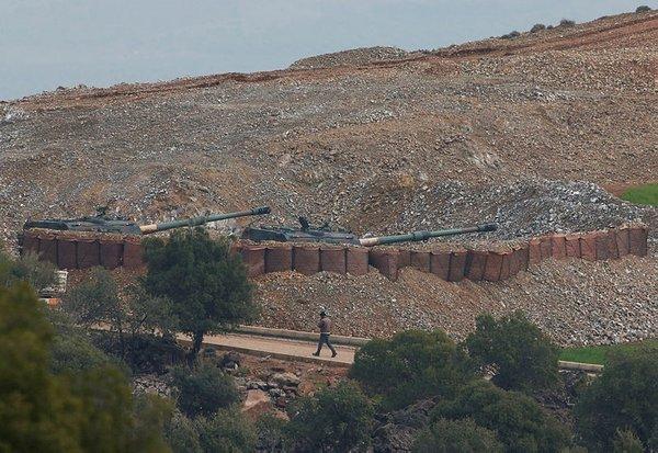 10 soruda Afrin'de kim, nerede duruyor?