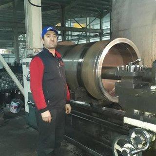 Fabrikadaki hidrolik makinede patlama 1 işçi öldü