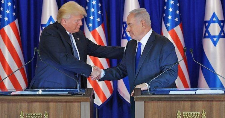 Trump yönetimi İsrail'in Golan işgalini tanıdı