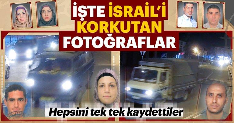 Kassam Tugayları'ndan flaş fotoğraflar