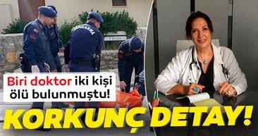 Son Dakika Haberi: 1'i doktor iki kişi ölü bulunmuştu! Antalya'daki korkunç olayda flaş gelişme!