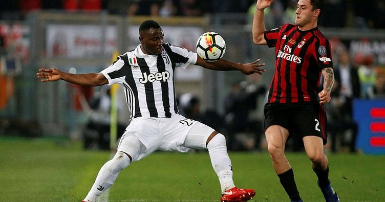 Asamoah'tan Juventus'a veda mesajı