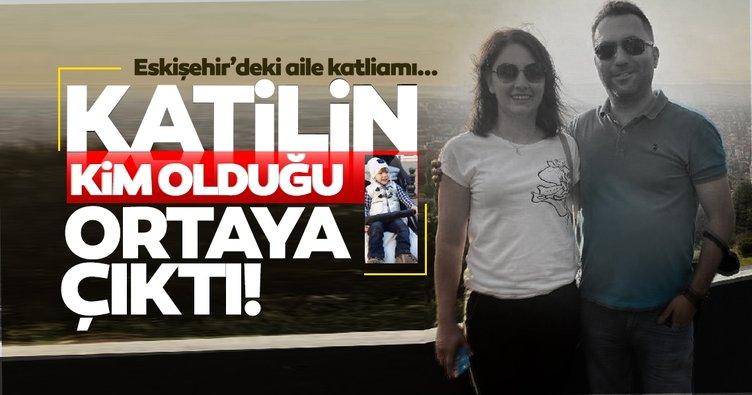 SON DAKİKA: İlkay Tokkal, Emel Tokkal ve Küçük Ali Doruk'un katili bakın kim çıktı! Eskişehir'deki aile katliamında flaş gelişme