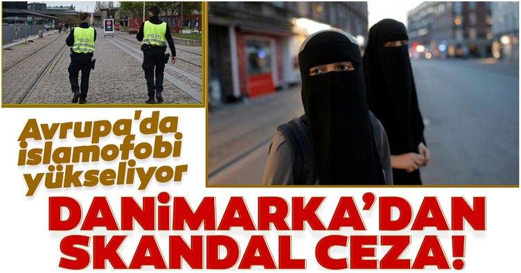 Son dakika haberi: Avrupa'da islamofobi yükseliyor! Danimarka'da 60 kişiye ceza verildi...