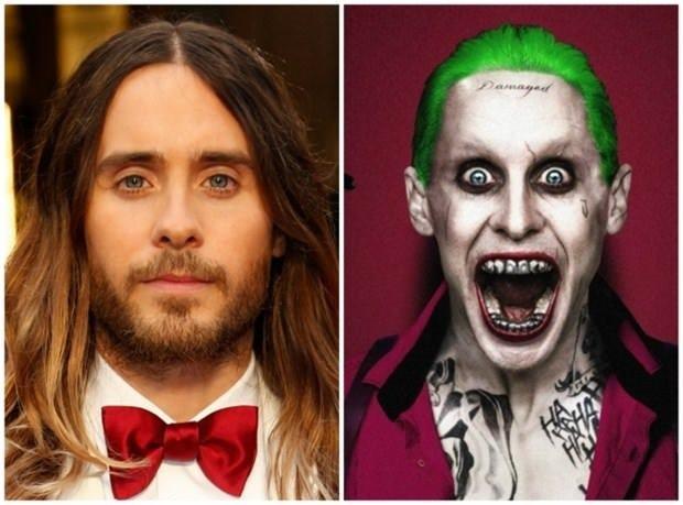 Rolleri için tamamen değişen ünlüler