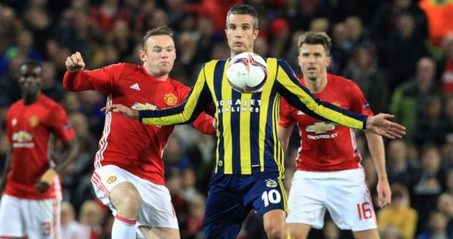 TRT 1 canlı izle - Fenerbahçe - Manchester United maçı TRT'de!