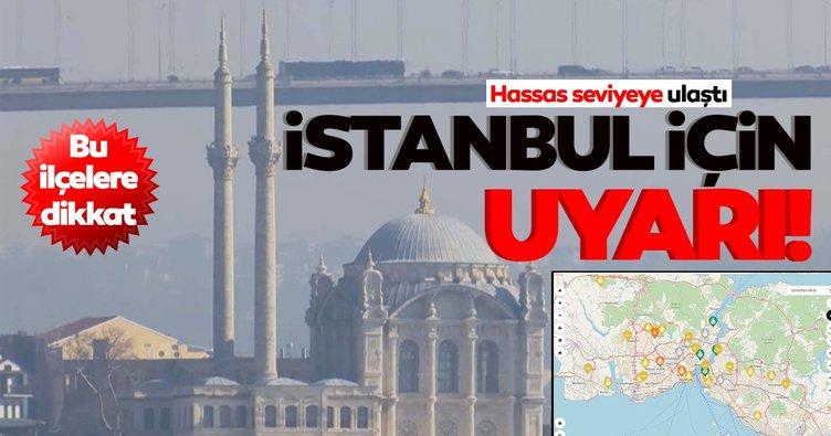 İstanbul için korkutan uyarı: Meteoroloji uzmanı 'Hassas' diyerek açıkladı