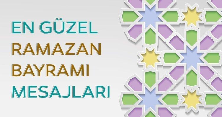 Ramazan Bayram mesajları ve sözleri yeni 2020! En Güzel, anlamlı ve resimli Ramazan Bayramı kutlama mesajları ile kısa uzun bayram mesajı