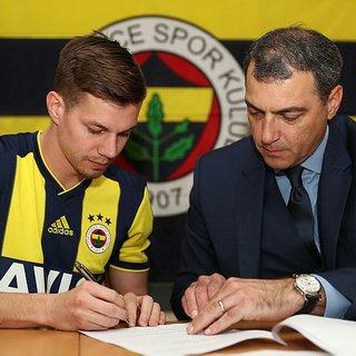 Fenerbahçe'nin TFF'deki listesinde Miha Zajc yok