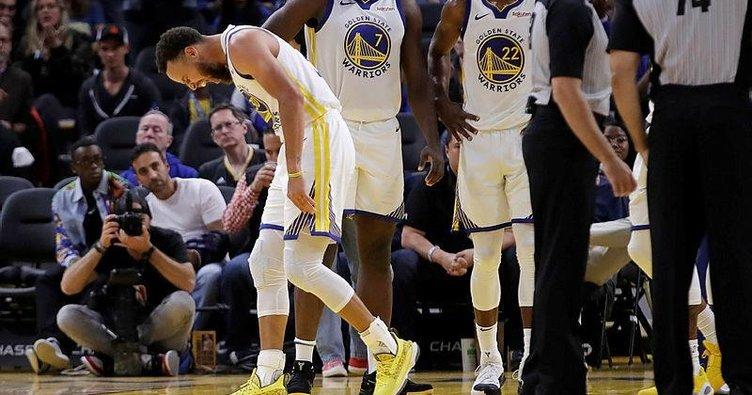 Stephen Curry'den kötü haber: 3 ay yok